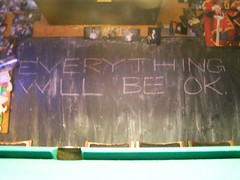 everything will be ok with chalk (aftrtuesday) Tags: everythingwillbeok