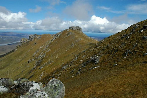 Summit Tor of Ben Loyal