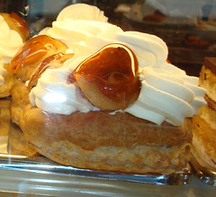 The St. Honore Pastry