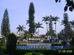 02 Praça palmeira imperial 1 nilceia gazzola nilgazzola echapora sp brazil brasil (nilgazzola) Tags: cidade de foto sp ou com tirada maquina echapora gazzola nilceia nilgazzola exapora
