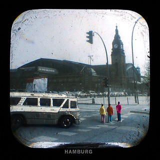 Tour Bus - Hamburg #9949