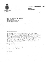 Carta de D66 (1987) (Foco) Tags: d66 foco leontine vdsn