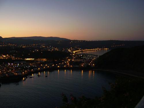 Baía de Porto Pim-Horta-Faial-Açores