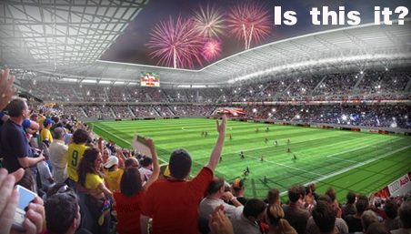 Red Bull PARK image for The Offside Rules