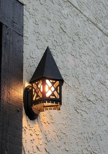 vintage exterior lamps
