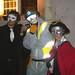 TC Brown, Mel and Barnabas Holmes