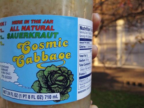 tasty sauerkraut