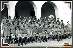 14 BSD of the RASC, Xmas 1943 (Milgeek) Tags: family history dad northafrica egypt 8tharmy desertrats rasc