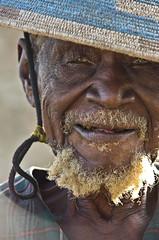 Old Man (Izla Kaya Bardavid) Tags: africa old travel portrait people man color nikon village faces photos oldman ghana westafrica afrique goldenglobe