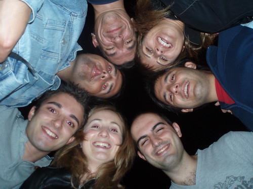 Cena Curro Octubre2007