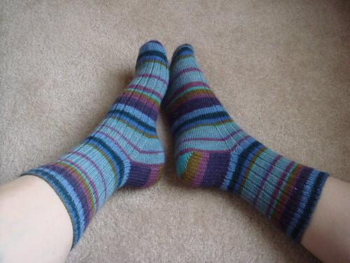 Kaffe Fassett Socks for me