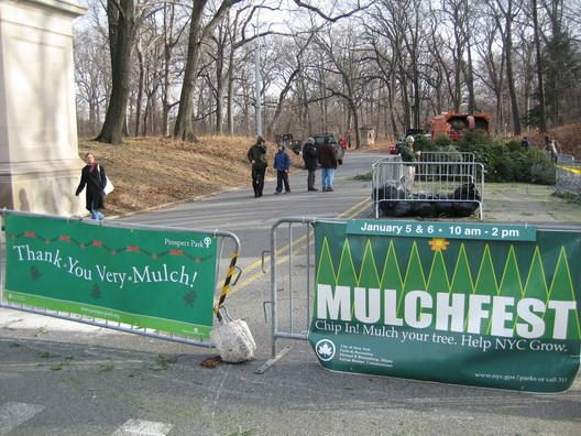Mulchfest Two