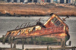 Rossville shipwreck