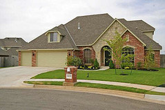 Cheyenne Crossing addition, Edmond Oklahoma