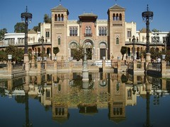 Saville (Christine811star) Tags: fab water architecture reflections spain reflexions saville platinumphoto anawesomeshot diamondclassphotographer flickrdiamond hccity
