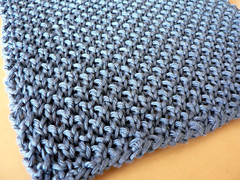 Bee Stitch Dishcloth