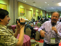 DEMO 08 - Shel Israel does some video interviews