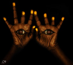 Devil Eye (AL-Tubaiykh) Tags: eye art look wow dark photo amazing scary eyes flickr artistic photos good top fine spooky illusion cannon kuwait arabian  camra leans excellence photooftheday artphoto         platinumphoto  anawesomeshot anawesomeshotb aplusphoto kuwaitphoto flickrdiamond ysplix excellentphotographerawards ~vivid~ kuwaitartphoto kuwaitart stabl goldstaraward