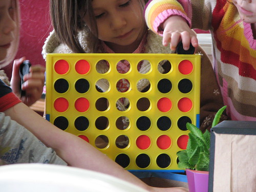 Connect Four Times Four