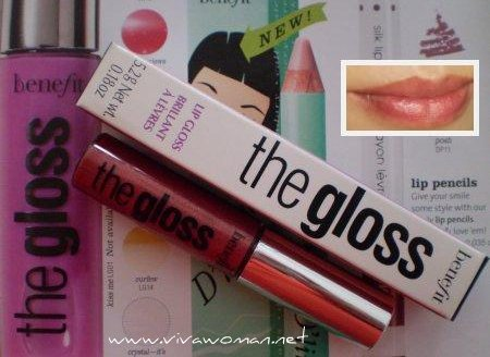 Benefit Cosmetics The Gloss