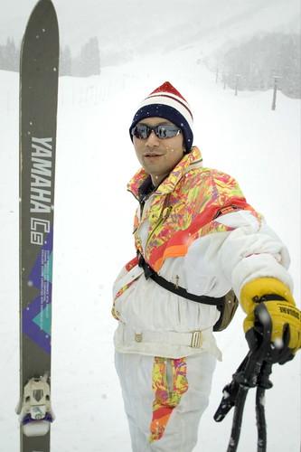 80's スキー体験