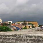 Cartagena: Vista desde la muralla