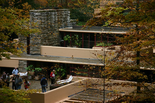 Wright's Fallingwater