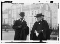 Prof. Geo. McAneny, Dr. Jacobi  (LOC) (The Library of Congress) Tags: beard hats teacher libraryofcongress professor gentlemen citycollege xmlns:dc=httppurlorgdcelements11 georgemcaneny dc:identifier=httphdllocgovlocpnpggbain10803 profgeomcaneny drjacobi
