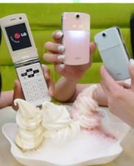 """Фото 1 - """"Эмоциональные"""" телефоны от LG"""
