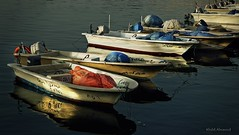Spot Light ! (khalid almasoud) Tags: old light reflection canon lens boats evening photographer spot 24 kuwait 105 khalid    regularity  xti 400d almasoud    kuwaitartphoto