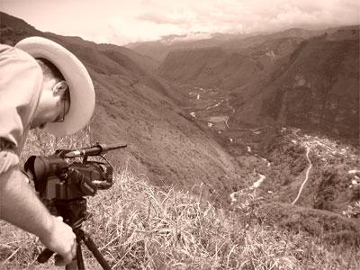 In Production - Apuela, Ecuador