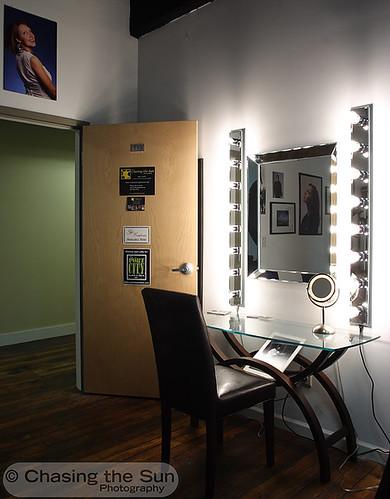 Makeup Station Update