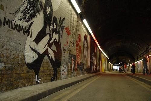 Stencil Art - Leake St
