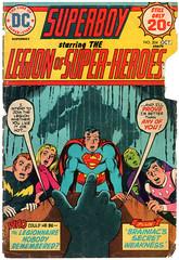 Legion of Super-Heroes 204 (Todd Wilson) Tags: comics superboy lsh legionofsuperheroes legionaires
