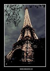 Eiffel Tower (beachbuggy) Tags: proudshopper