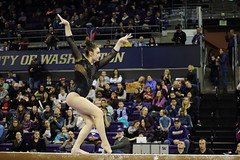 2017-02-11 UW vs ASU 140 (Susie Boyland) Tags: gymnastics uw huskies washington