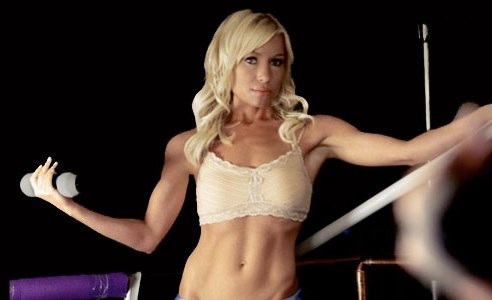 female fitness tracey anderson