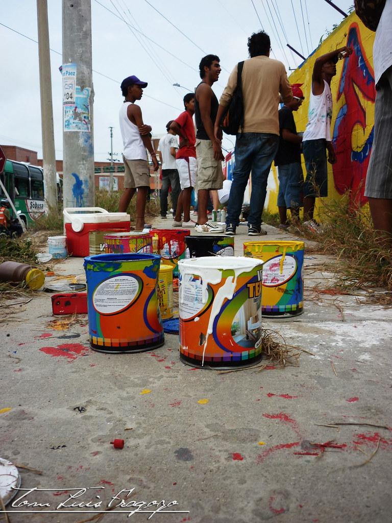 escritores urbanos en barranquilla colombia