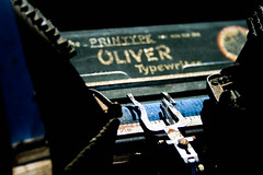 Oliver Typewriter (YBowyer Photography) Tags: sf sanfrancisco california ca camera canon photography rebel photo bayarea amature san xti canonrebelxti canonxticanonrebel