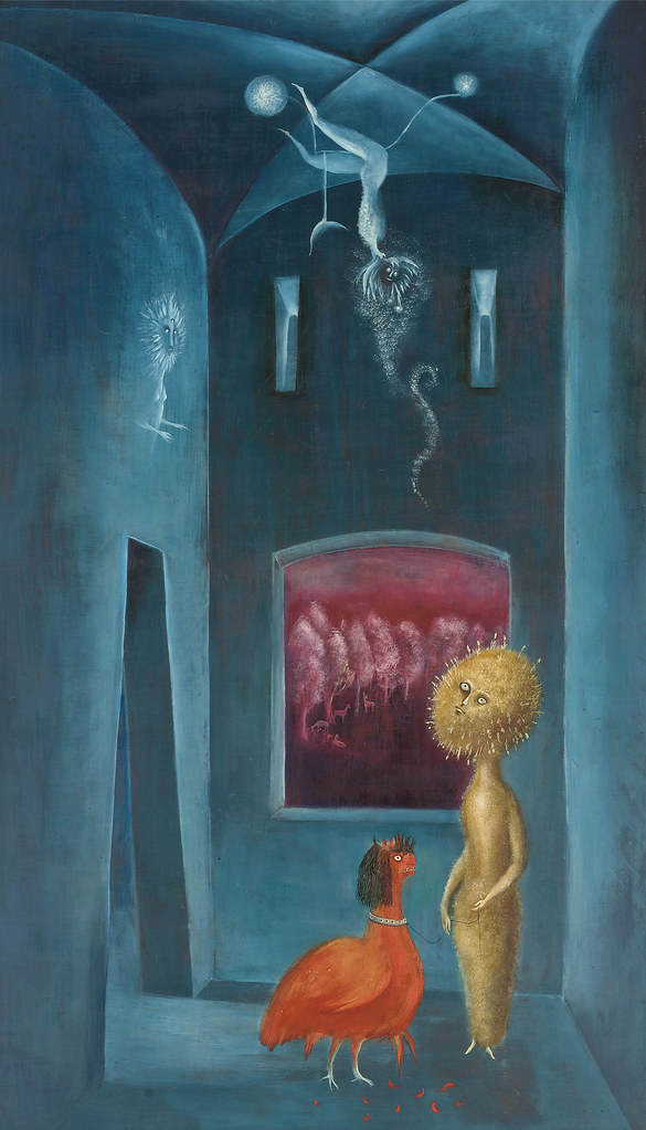 Leonora Carrington -  Step-Sister's Hen