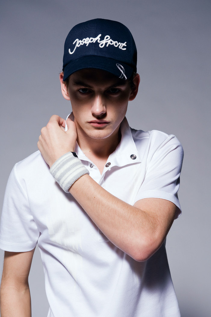 Jakob Hybholt0212_JOSEPH SPORT 2011 Spring-Summer Collection(Official)