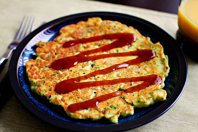 Vegan okonomiyaki the japanese pancake with sara lynn paige and since posting recipes around lunch time always makes me hungry i will succumb this time and make this for lunch have a great weekend friends forumfinder Choice Image
