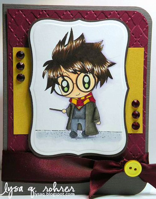 Harry Potter!