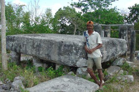 old tomb, Makatakeri