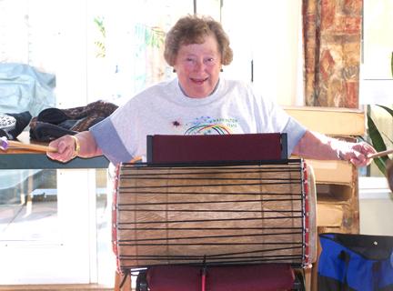 Grandma Drum