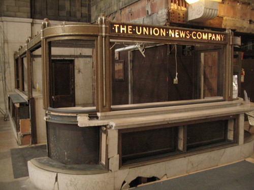 The Union News Company