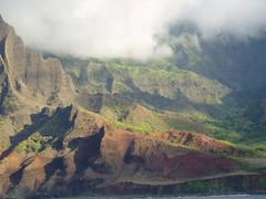 valley along NaPali Coast (Mark Abbott) Tags: hawaii kauai napalicoast
