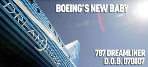 o boeing 787 vem aí para concorrer no mercado com o airbus a380