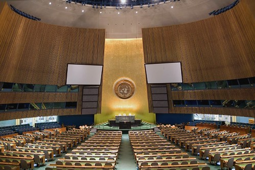General Assembly Hall, United Nations HQ (New York City)