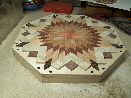 Making a Lazy Susan #33
